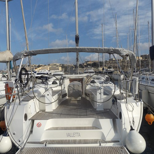 Rent / charter Sailing Yacht for Boat Parties, Conference & Incentive / Meetings / Corporate, Full Day Tour, Half Day Tour, Harbour Cruise, Private Charter & Team Building Activities in Malta & Gozo - Bavaria 45 Cruiser