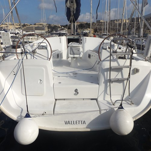 Rent / charter Sailing Yacht for Boat Parties, Conference & Incentive / Meetings / Corporate, Full Day Tour, Half Day Tour, Harbour Cruise, Private Charter & Team Building Activities in Malta & Gozo - Beneteau Cyclades 50.5