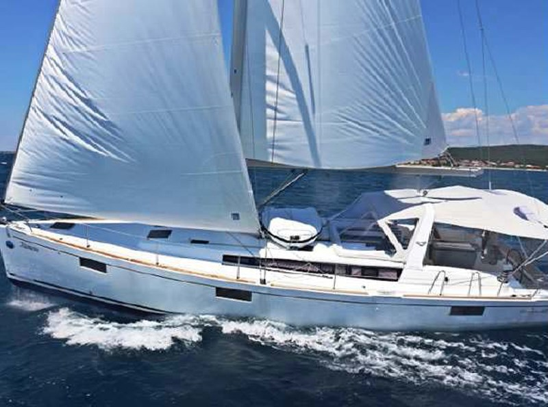 Rent / charter Sailing Yacht for Boat Parties, Conference & Incentive / Meetings / Corporate, Full Day Tour, Half Day Tour, Harbour Cruise, Private Charter & Team Building Activities in Malta & Gozo - Beneteau Oceanis 48