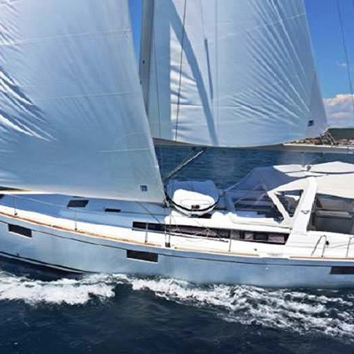 Rent / charter Sailing Yacht for Boat Parties, Conference & Incentive / Meetings / Corporate, Full Day Tour, Half Day Tour, Harbour Cruise, Private Charter & Team Building Activities in Malta & Gozo - Oceanis 48