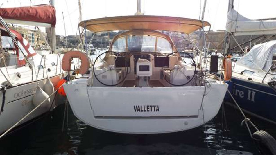 Rent / charter Sailing Yacht for Boat Parties, Conference & Incentive / Meetings / Corporate, Full Day Tour, Half Day Tour, Harbour Cruise, Private Charter & Team Building Activities in Malta & Gozo - Dufour 410 Grand Large