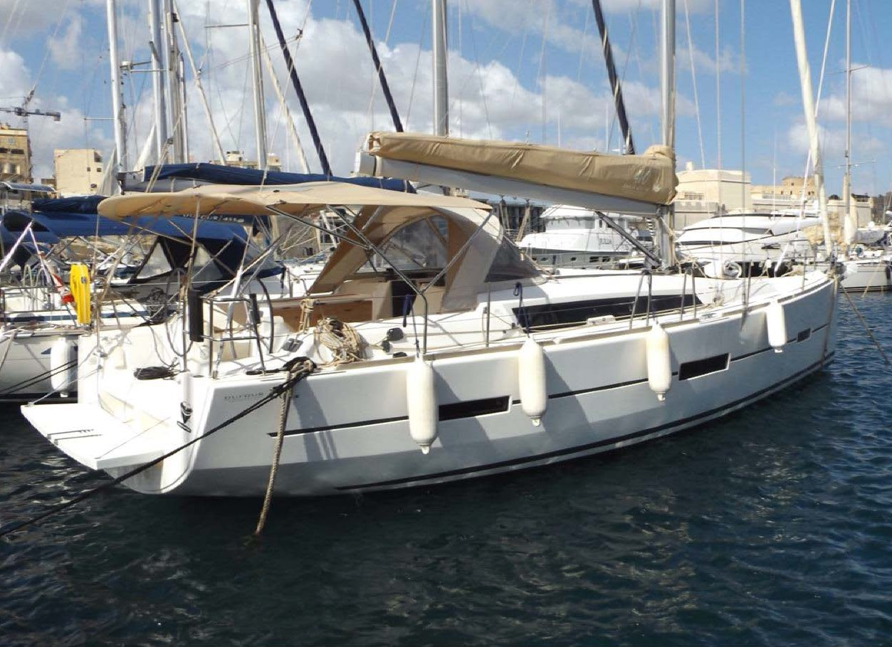 Rent / charter Sailing Yacht for Boat Parties, Conference & Incentive / Meetings / Corporate, Full Day Tour, Half Day Tour, Harbour Cruise, Private Charter & Team Building Activities in Malta & Gozo - 410 Grand Large