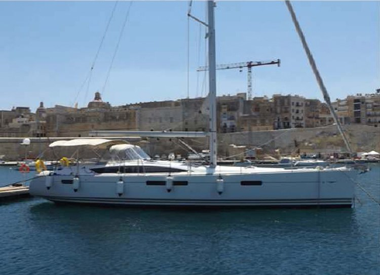 Rent / charter Sailing Yacht for Boat Parties, Conference & Incentive / Meetings / Corporate, Full Day Tour, Half Day Tour, Harbour Cruise, Private Charter & Team Building Activities in Malta & Gozo - Jeanneau 53