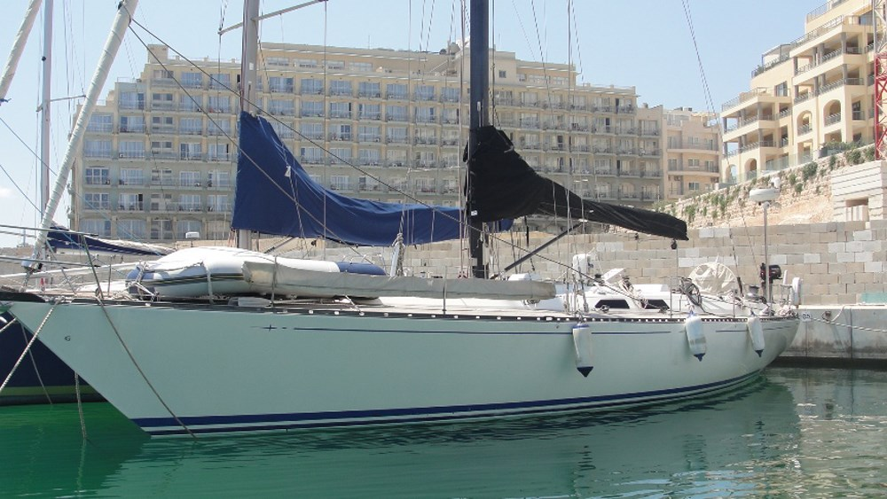 Rent / charter Sailing Yacht for Boat Parties, Conference & Incentive / Meetings / Corporate, Full Day Tour, Half Day Tour, Harbour Cruise, Private Charter & Team Building Activities in Malta & Gozo - Baltic 52