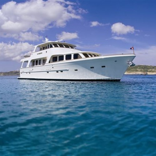 Rent / charter Luxury Yacht & Motor Boat for Boat Parties, Conference & Incentive / Meetings / Corporate, Full Day Tour, Half Day Tour, Harbour Cruise, Private Charter & Team Building Activities in Malta & Gozo - 24m Luxury Yacht