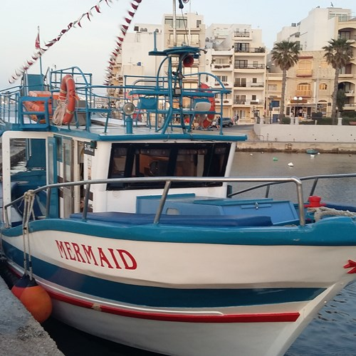 Rent / charter Motor Boat for Boat Parties, Full Day Tour, Half Day Tour, Harbour Cruise, Private Charter & Team Building Activities in Malta & Gozo - Traditional wooden schooner