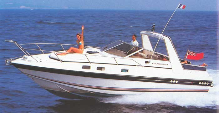 Rent / charter Motor Boat for Boat Parties, Conference & Incentive / Meetings / Corporate, Full Day Tour, Half Day Tour, Private Charter & Team Building Activities in Malta & Gozo - Sunseeker 31 Offshore