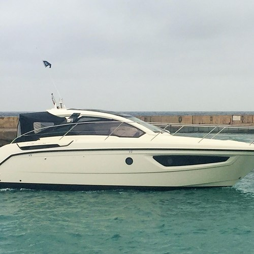 Rent / charter Luxury Yacht & Motor Boat for Boat Parties, Conference & Incentive / Meetings / Corporate, Full Day Tour, Half Day Tour, Harbour Cruise, Private Charter & Team Building Activities in Malta & Gozo - Atlantis 34