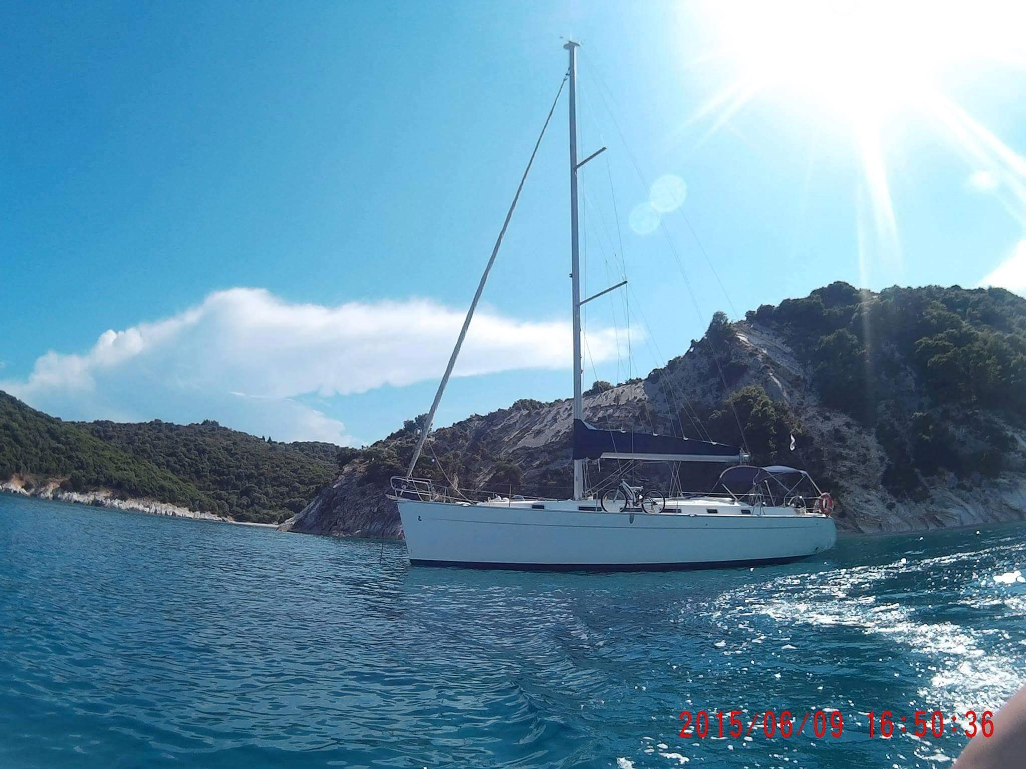 Rent / charter Sailing Yacht for Boat Parties & Private Charter in Malta & Gozo - 43.3 cyclades