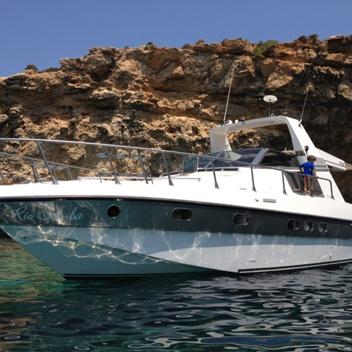 Rent / charter Luxury Yacht & Motor Boat for Boat Diving, Conference & Incentive / Meetings / Corporate, Full Day Tour, Harbour Cruise & Private Charter in Malta & Gozo - Rio 19 20