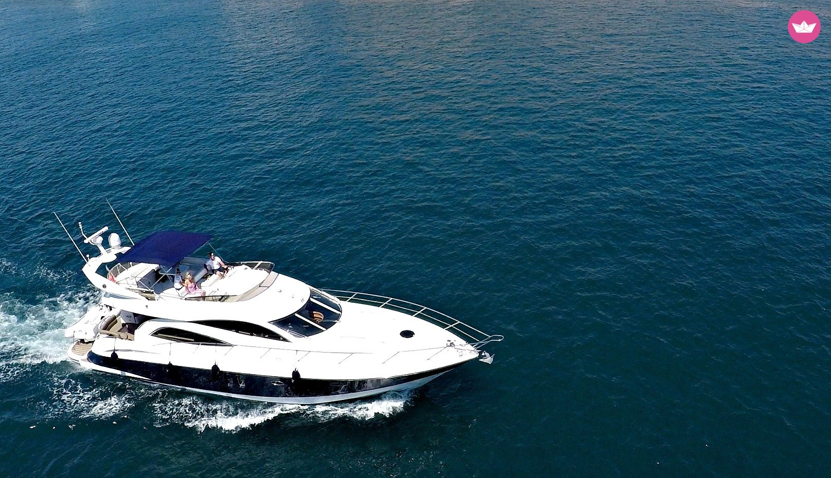 Rent / charter Luxury Yacht & Motor Boat for Conference & Incentive / Meetings / Corporate, Full Day Tour, Private Charter & Team Building Activities in Malta & Gozo - Sunseeker Manhattan 56