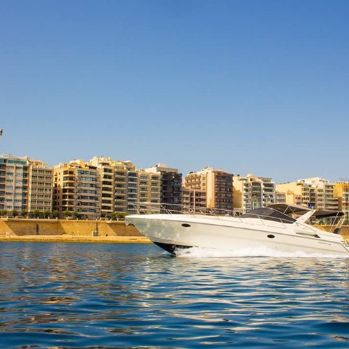 Rent / charter Luxury Yacht for Boat Parties, Full Day Tour, Half Day Tour, Harbour Cruise & Private Charter in Malta & Gozo - 41 Cruiser