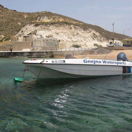 Rent / charter Motor Boat for Half Day Tour & Private Charter in Malta & Gozo - Center console