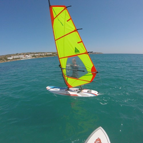 Rent / charter Windsurfer for Windsurfing in Malta & Gozo - Fanatic JP