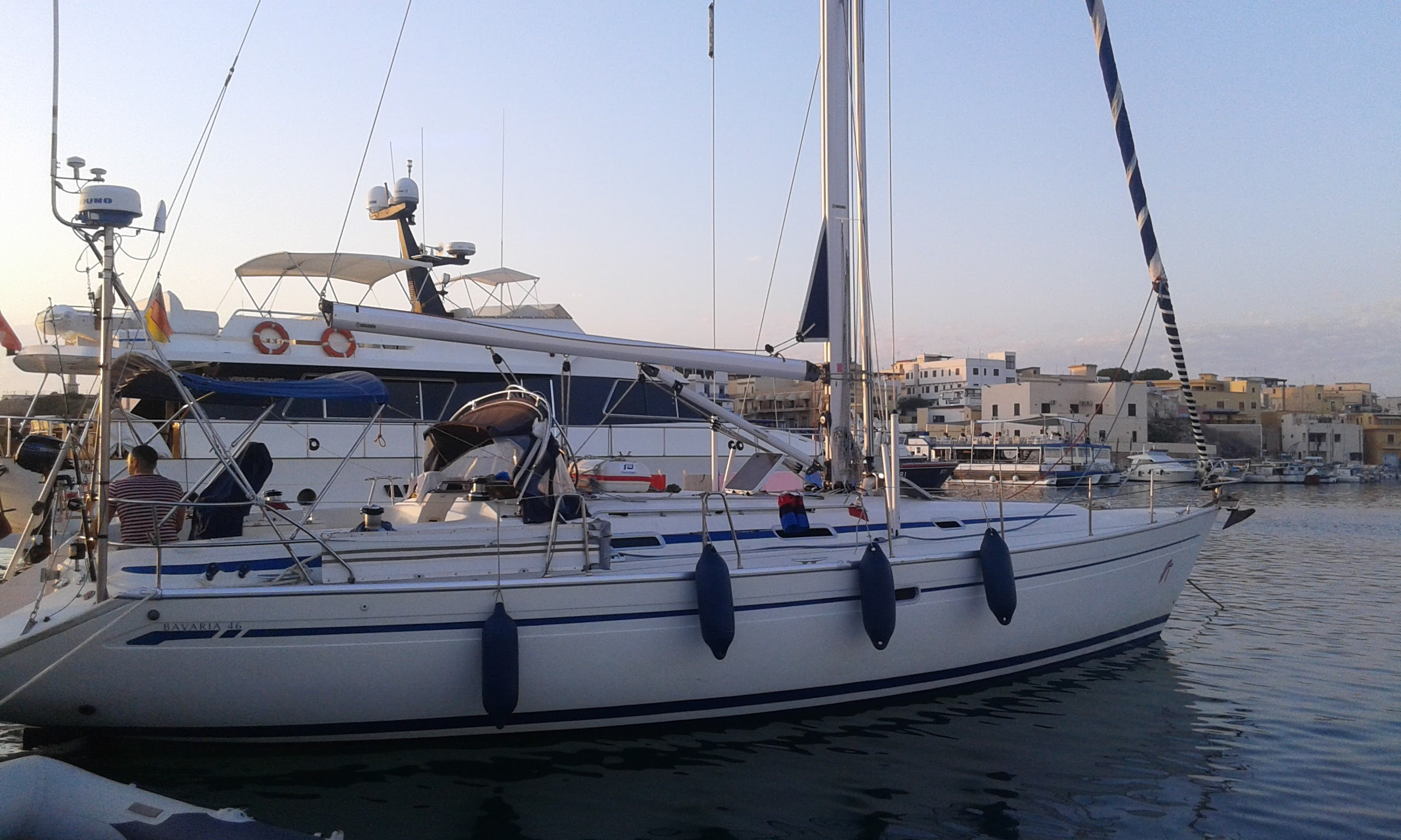 Rent / charter Sailing Yacht for Full Day Tour & Private Charter in Malta & Gozo - Bavaria 46