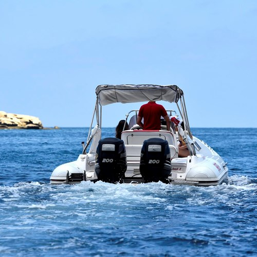 Rent / charter Rib / Dinghy for Boat Parties, Conference & Incentive / Meetings / Corporate, Full Day Tour, Half Day Tour, Harbour Cruise & Team Building Activities in Malta & Gozo - 780