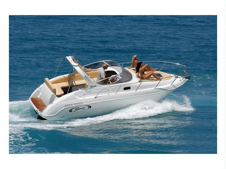 Rent / charter Motor Boat for Full Day Tour, Half Day Tour, Harbour Cruise & Private Charter in Malta & Gozo - Saver Riviera 24
