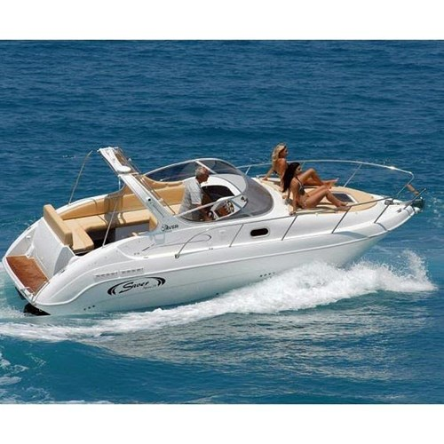Rent / charter Motor Boat for Full Day Tour, Half Day Tour, Harbour Cruise & Private Charter in Malta & Gozo - Riviera 24