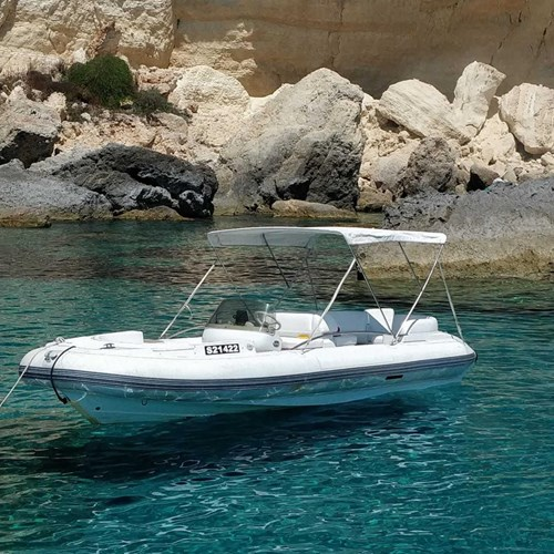 Rent / charter Rib / Dinghy for Conference & Incentive / Meetings / Corporate, Full Day Tour, Half Day Tour, Harbour Cruise, Private Charter & Team Building Activities in Malta & Gozo - JT21
